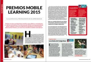 apertura premios mobile learning