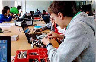Talleres de robótica, diseño y programación con 'tec', de aulaPlaneta 1