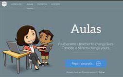Redes sociales educativas: Edmodo
