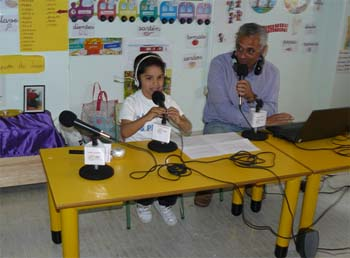 Experiencia radio