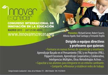 Congreso Internacional de Innovación en la Educación, un encuentro para descubrir nuevas formas de aprendizaje 2