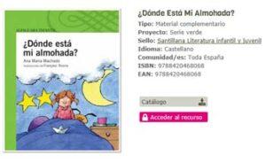 Lecturas de Infantil y Juvenil para estudiantes, en clase o en casa 5