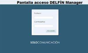 Delfín Manager