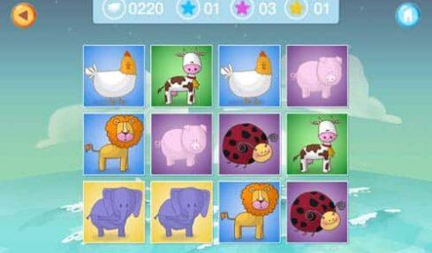 Juegos educativos de Smile & Learn para mejorar la memoria y la concentración 2