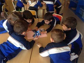 La biblioteca del colegio Nobelis (Madrid) promueve diferentes actividades para fomentar la lectura 3