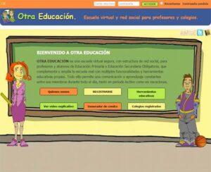 Redes sociales educativas: otra educacion