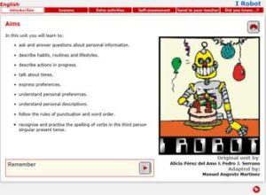 35 Webs para aprender inglés en Secundaria 21