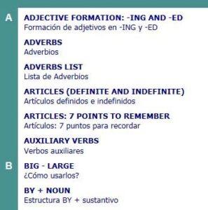 35 Webs para aprender inglés en Secundaria 20