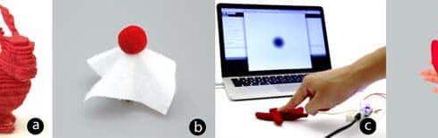 Impresiones 3D para crear objetos blandos