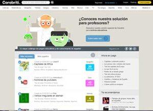 Cerebriti, una plataforma para crear y compartir juegos educativos de manera gratuita 1