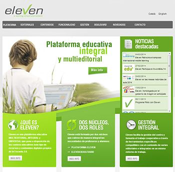 Plataformas educativas - Eleven