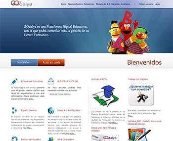 GQdalya - Plataformas educativas