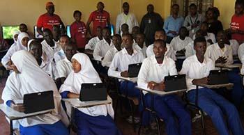 Instant Classroom Fundación Vodafone
