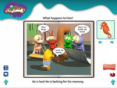 Kolina para enseñar Inglés