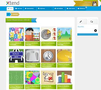 Plataformas educativas - Xtend