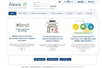 Alexia - Plataformas educativas