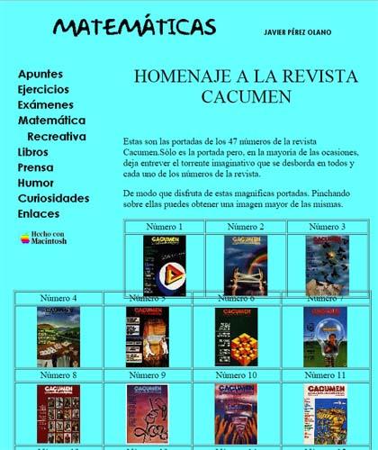 cacumen