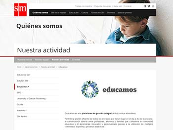 Plataformas educativas - Educamos