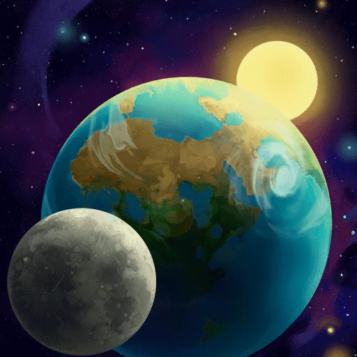 Los planetas 'invaden' el aula con la app Solar System 1