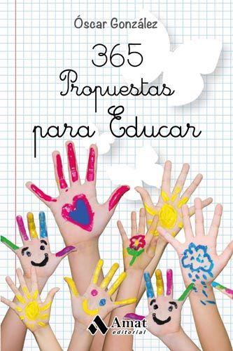 libro 365 Propuestas para Educar