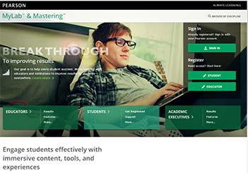 MyLab & Mastering - Plataformas educativas