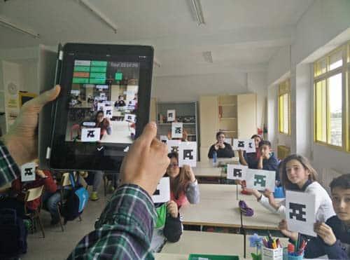 plickers Aprendizaje activo con sistemas de respuesta en Infantil y Primaria