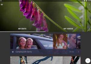 Las mejores apps para grabar y editar vídeo desde tu teléfono 7