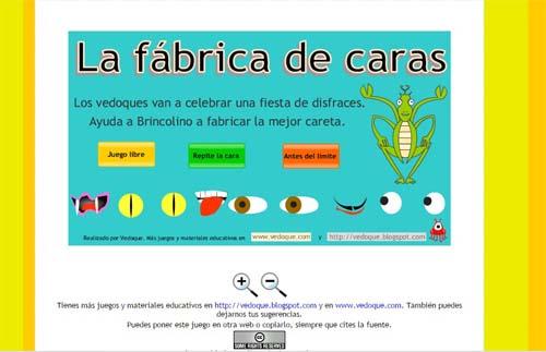 CARAS 7 la fábrica de caras web