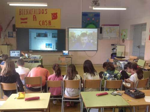 Proyecto eTwinning 'Mentes digitales': dos países y un mismo lenguaje 1