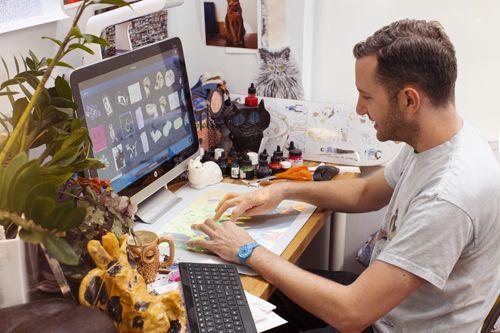 Rienda suelta a la creatividad con HP Sprout 2