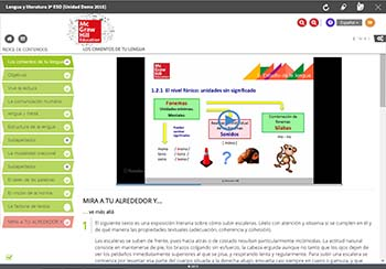 libro digital McGraw-Hill Education