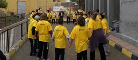 Dos colegios canarios utilizan los juegos tradicionales para romper las barreras de la discriminación social 1