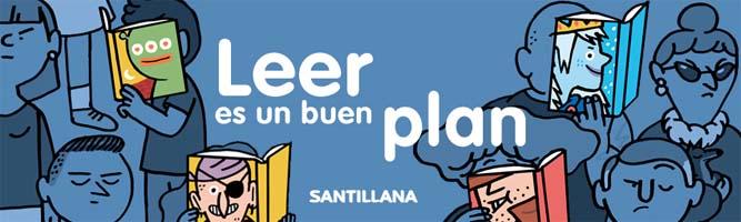 Lecturas para el verano, con Santillana Infantil y Juvenil 7