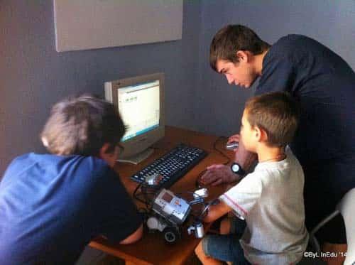 Clubes del código: programar ya es un juego de niños 1
