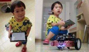 Un robot por niño con el proyecto mBot 1