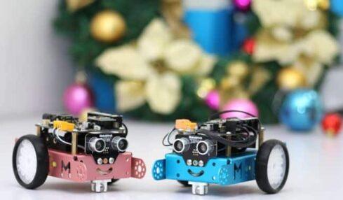 Un robot por niño con el proyecto mBot 2