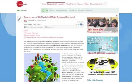 medio didactalia web