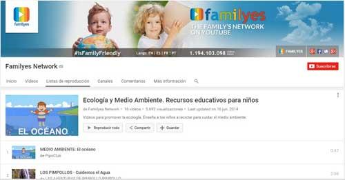 medio familyes web