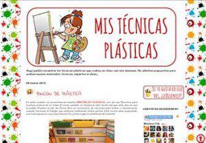 Recursos para trabajar la expresión plástica en Infantil 3
