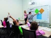 Las mejores PDIs y pantallas táctiles para el aula 8