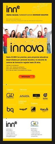 Premio Innovación educativa