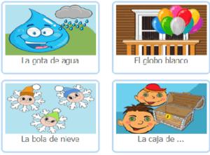 Cuentos y poemas para el alumnado de Infantil 14