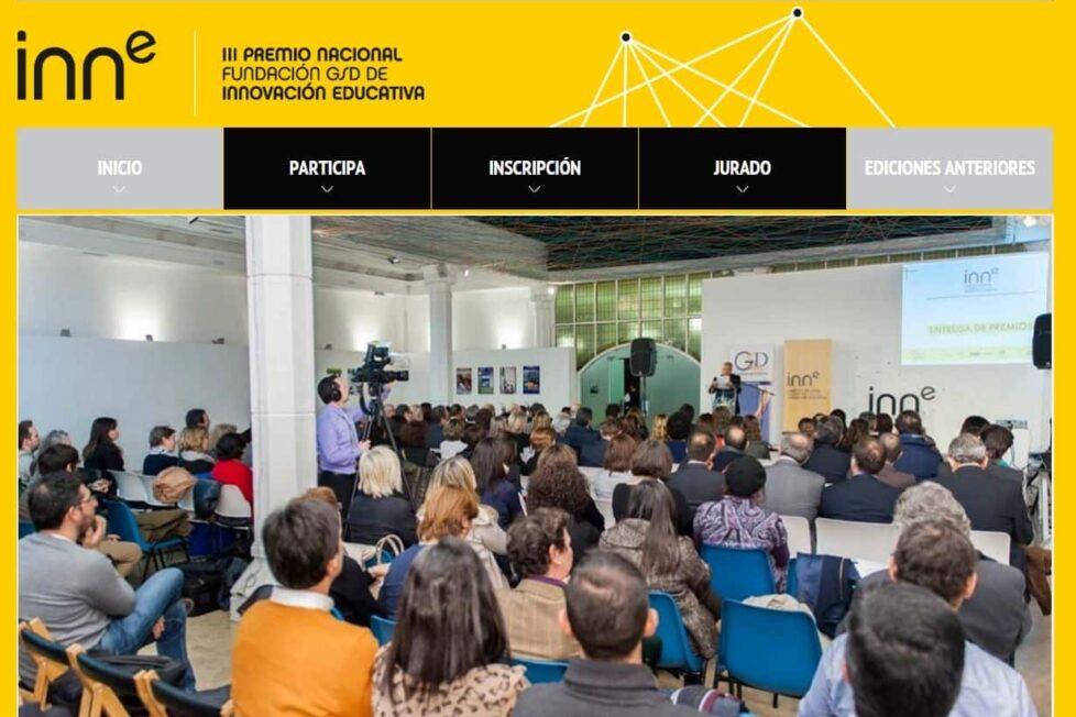 El III Premio Nacional de Innovación Educativa reconocerá a los mejores proyectos innovadores 2