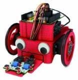 Robots en el aula renacuajo