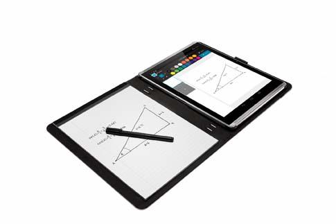 HP Pro Slate 12, una tableta para escribir a mano 1