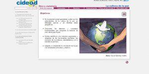 Recursos educativos para celebrar el Día de la Paz 4