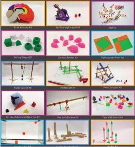 Recursos 3D para trabajar las asignaturas STEM