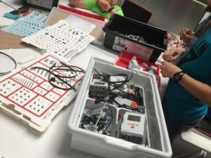 Camp Tecnológico Lego Mindstorms