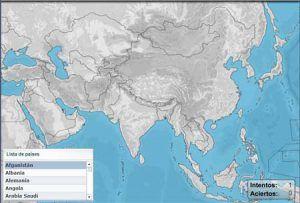 Juegos para estudiar geografía en Secundaria 13
