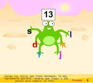 Mecanografía: 20 programas y juegos para aprender 15